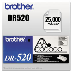 Brother DR520 - Drum Kit - 25000 Pages