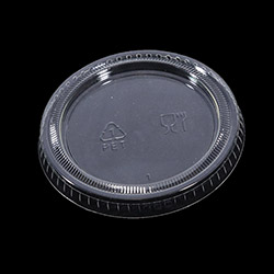 Chesapeake Lid For 3.25/4/5.5 oz. Plastic Souffle Cup