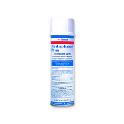 ITW Dymon Medaphene Plus Disinfectant Spray, 20oz, Aerosol, 12/Carton