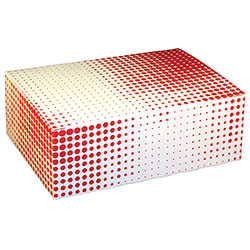 SQP Tuck Top Box, 7x5x2.5 in Motion design