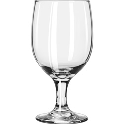 Libbey Embassy 11.5-Oz Wine Goblet, Case of 24