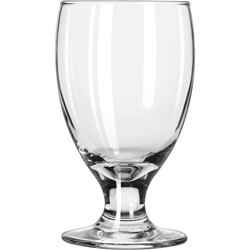 Libbey Embassy Banquet 10.5-Oz Wine Goblet, Case of 24
