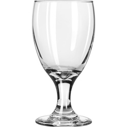 Libbey Embassy Royal Banquet 10.5-Oz Wine Goblet, Case of 36
