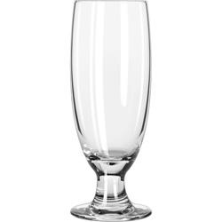 Libbey Embassy Pilsner Glass, 12 Oz