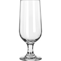 Libbey Embassy Beer Glass, 12 Oz