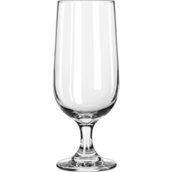 Libbey Embassy Beer Glass, 14 Oz