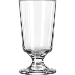 Libbey 3736 8 Ounce Footed Hi Ball Embassy
