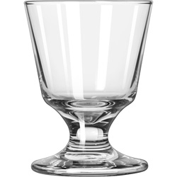 Libbey 3746 5.5 Ounce Embassy Footed Rocks Glass