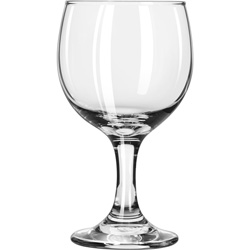 Libbey Embassy Round Bowl 10.5 oz Wine Glass, Case of 36