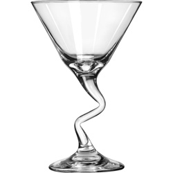 Libbey 37799 9.25 Ounce Z Stem Martini Glass