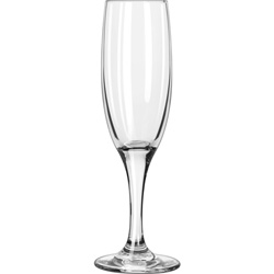 Libbey 3794 4.5 Ounce Embassy Flute Champagne Glass