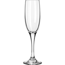 Libbey 3796 6 Ounce Embassy Tall Flute Glass