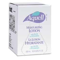 Aquell Moisturizing Lotion Refills, 500 mL