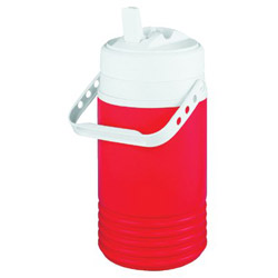 "Igloo 1/2""Gallon BeveraCooler Red"