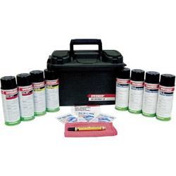"""Magnaflux Sk-816 Spotcheck Kit(2 Skl-sp1/2"""" Skd-s2/4 Skc-s)"""