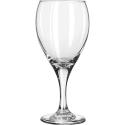 Libbey Teardrop 12-Oz Wine Goblet, Case of 36
