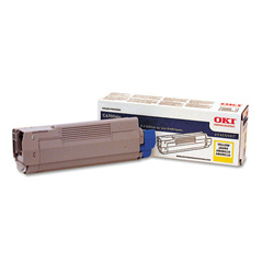 Okidata Type C8 - Toner Cartridge