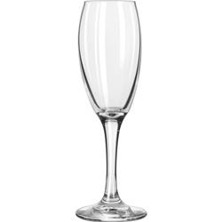 Libbey 3996 6.5 Ounce Teardrop Flute Glass