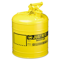 Justrite 5g/19l Safe Can Yel
