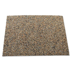 Rubbermaid Landmark Series Panel, 15 7/10 x 27 9/10 x 3/8, Stone, River Rock, 4/Pack