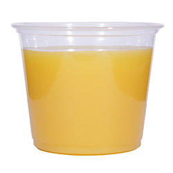Chesapeake 4 oz. Clear Plastic Souffle Cup