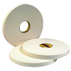 "3M Double Coated Urethane Foam Tape 4016 1/2"" x 36"