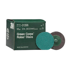 3M 051131- 01396 Greenrolox Disc 50 Grit