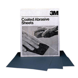 3M 431Q Silicone Carbide Wetordry Sanding Sheets