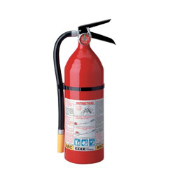 Kidde Safety 5lb Abc Fire Extinguisher Pro5tcm w/Bracket
