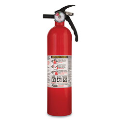 Kidde Safety Full Home Fire Extinguisher, 2.5lb, 1-A, 10-B:C