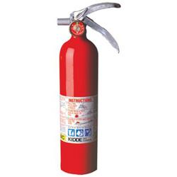 Kidde Safety 2.5LB ABC FIRE EXT.