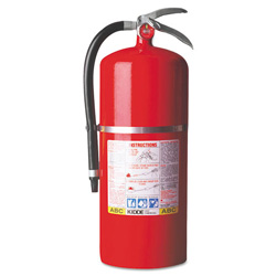 Kidde Safety ProPlus 20 MP Dry-Chemical Fire Extinguisher, 20lb, 6-A:120-B:C