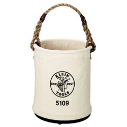 Klein Tools 55510 Canvas Bucket