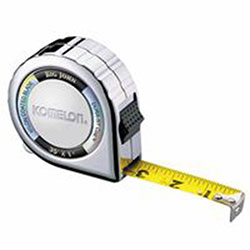 Komelon Usa Big John Tape Measure, 1 in x 35 ft