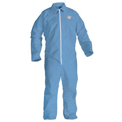 Kleenguard® Large Prevail Flame Resistant Coverall Bl