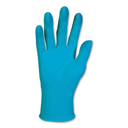 Kleenguard® G10 Blue Nitrile Gloves, General Purpose, 242 mm Length, Small