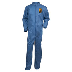 Kleenguard® Large Selectcoverall Denim Blue