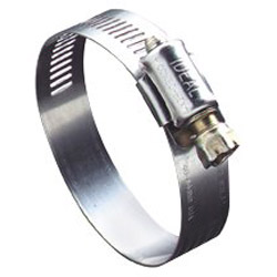 "IDEAL 50 Hy-gear 21/8"" To 4"" hose Clamp"