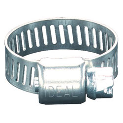"""IDEAL 2-1/4"""" -3-1/4"""" Ss Micro-gear Clamp"""