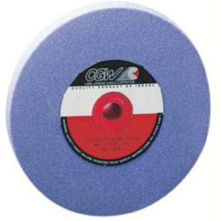 "CGW Abrasives 8"" x 3/4"" x 1-1/4"" T5 Az46-j8-v32a Surface Grinding Wheel"