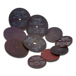"CGW Abrasives 3x1/16"" x 1/4"" T1 A-36-r-bf Cutoff Wheel"
