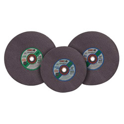 "CGW Abrasives 14"" x 5/32"" x 20 mm A24-r-bf Metal Cutoff Bld"