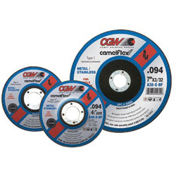 "CGW Abrasives 4-1/2"" x 3/32"" x 5/8""-11 A36-s-bf T27 Cutoff Wheel"