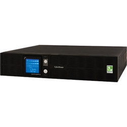 Cyber Power Smart App Sinewave LCD PR1000LCDRT2U - UPS - 700 Watt - 1000 VA