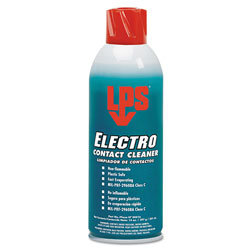 LPS 16oz. Electro Contact Cleaner New Formula