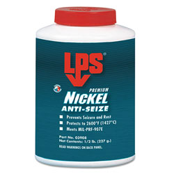 "LPS 1/2""-lb. Nickel Anti Seize"