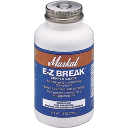 Markal 10 Oz Bic E-z Break High-temperature Anti-seize