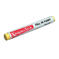 Markal Lacquer-Stik Fill-In Paint Marker, Black