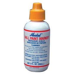 Markal Ball Paint Marker, Yellow