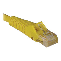 Tripp Lite N001-010-YW - Patch Cable - 10 Ft